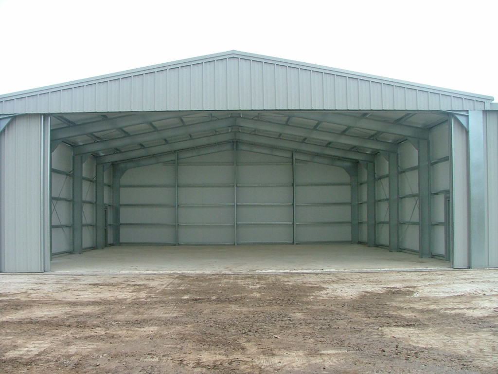 Light Aircraft Hanger